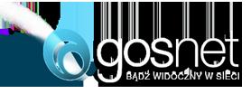 Logo Gosnet - pozycjonowanie stron internetowych